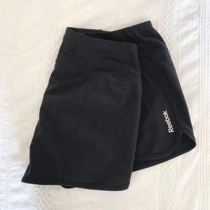 Reebok athletic black shorts - S  - barely worn!